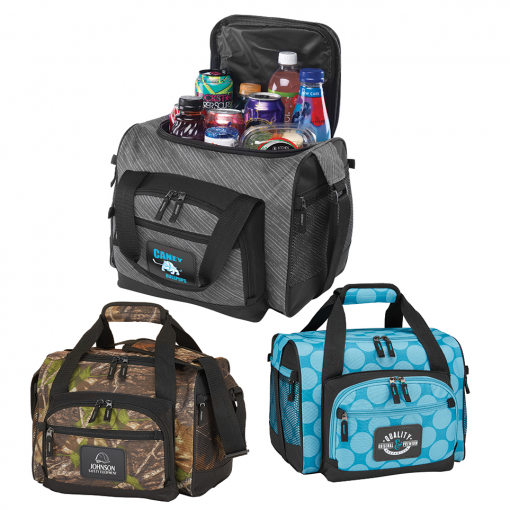 12-Can Convertible Duffel Cooler - Special Edition Camo