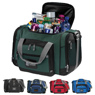24-Can Convertible Duffel Cooler