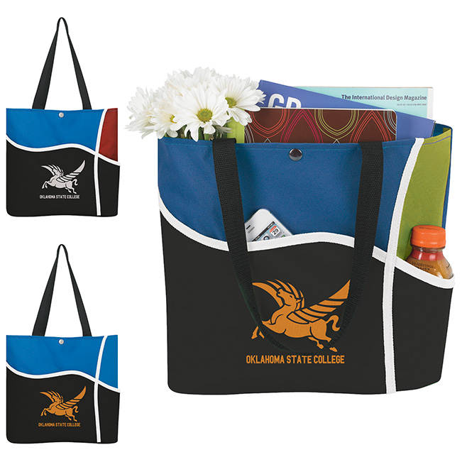 Atchison® Curl Tote Bag