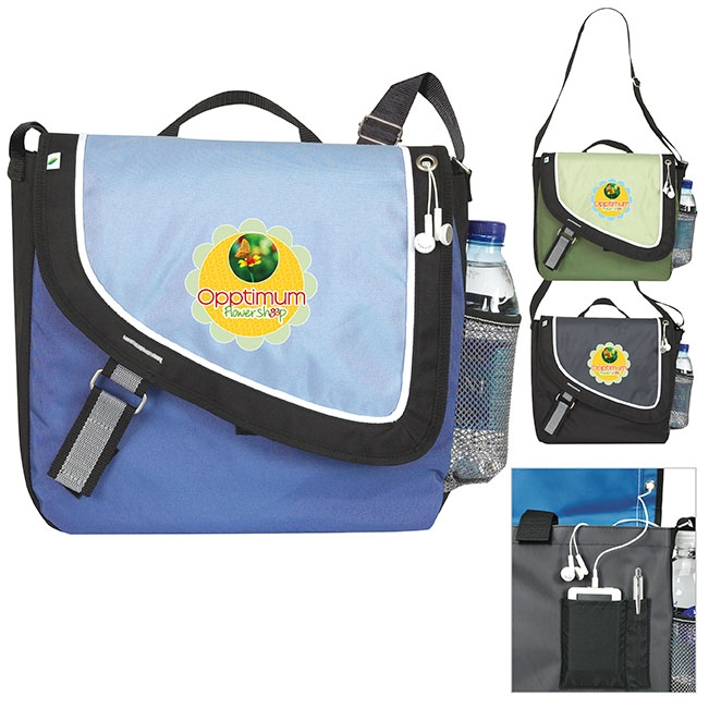 Atchison® ECO-A Step Ahead Messenger Bag