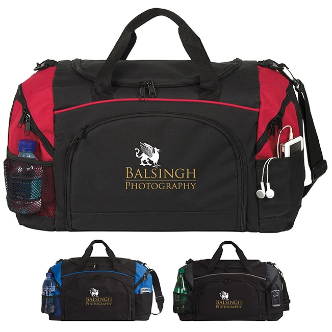 Atchison® Perfect Score Duffel Bag