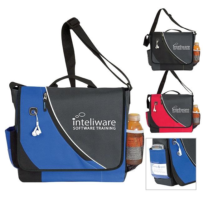 Atchison® Slalom Messenger Bag
