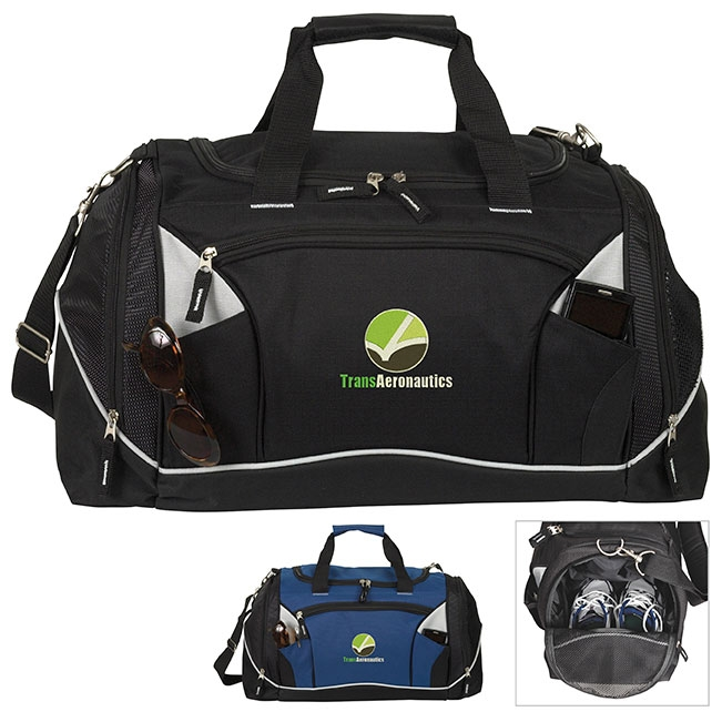 Atchison® Tour of Duty Duffel Bag