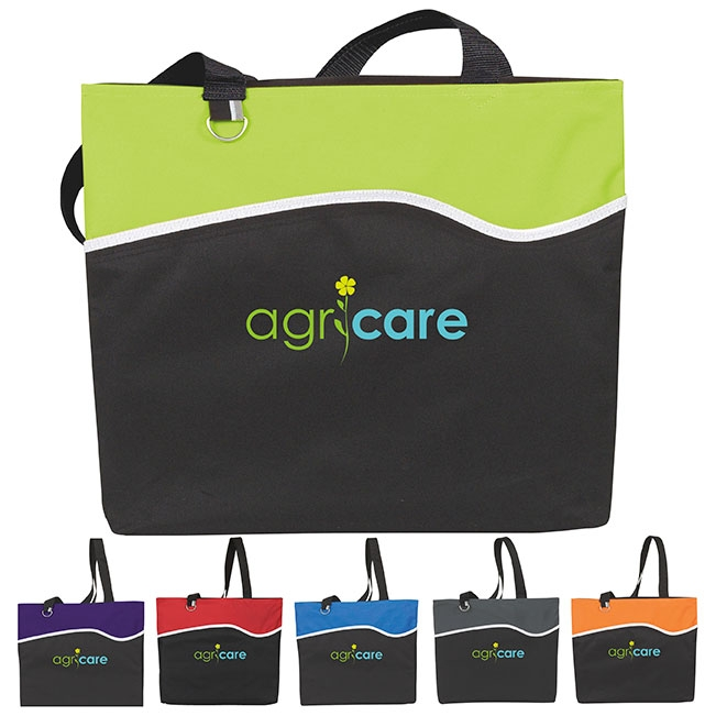 Atchison® Wave Runner Tote Bag