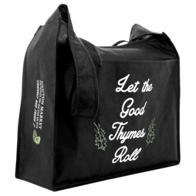 Class Act Non-Woven Shoulder Tote