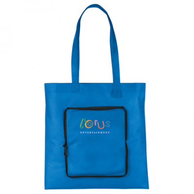 Foldable Non-Woven Convention Tote