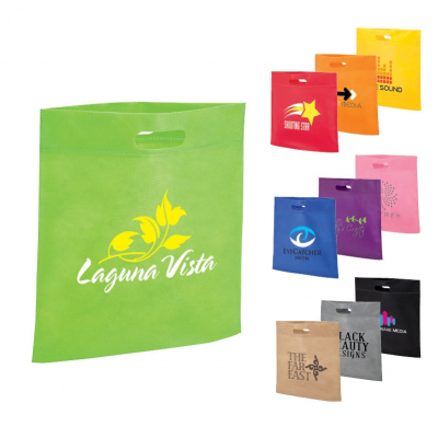 Heat Sealed Non Woven Tote Bag