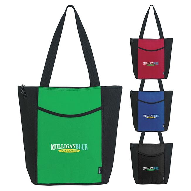 Koozie® Linear Tote Bag