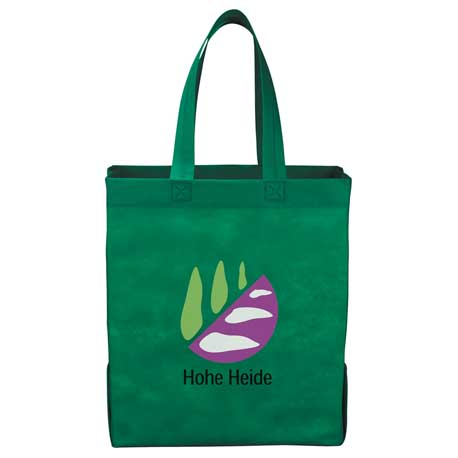 Liberty Heat Seal Non-Woven Grocery Tote