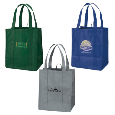 Reusable & Recyclable Shopping Tote Bag