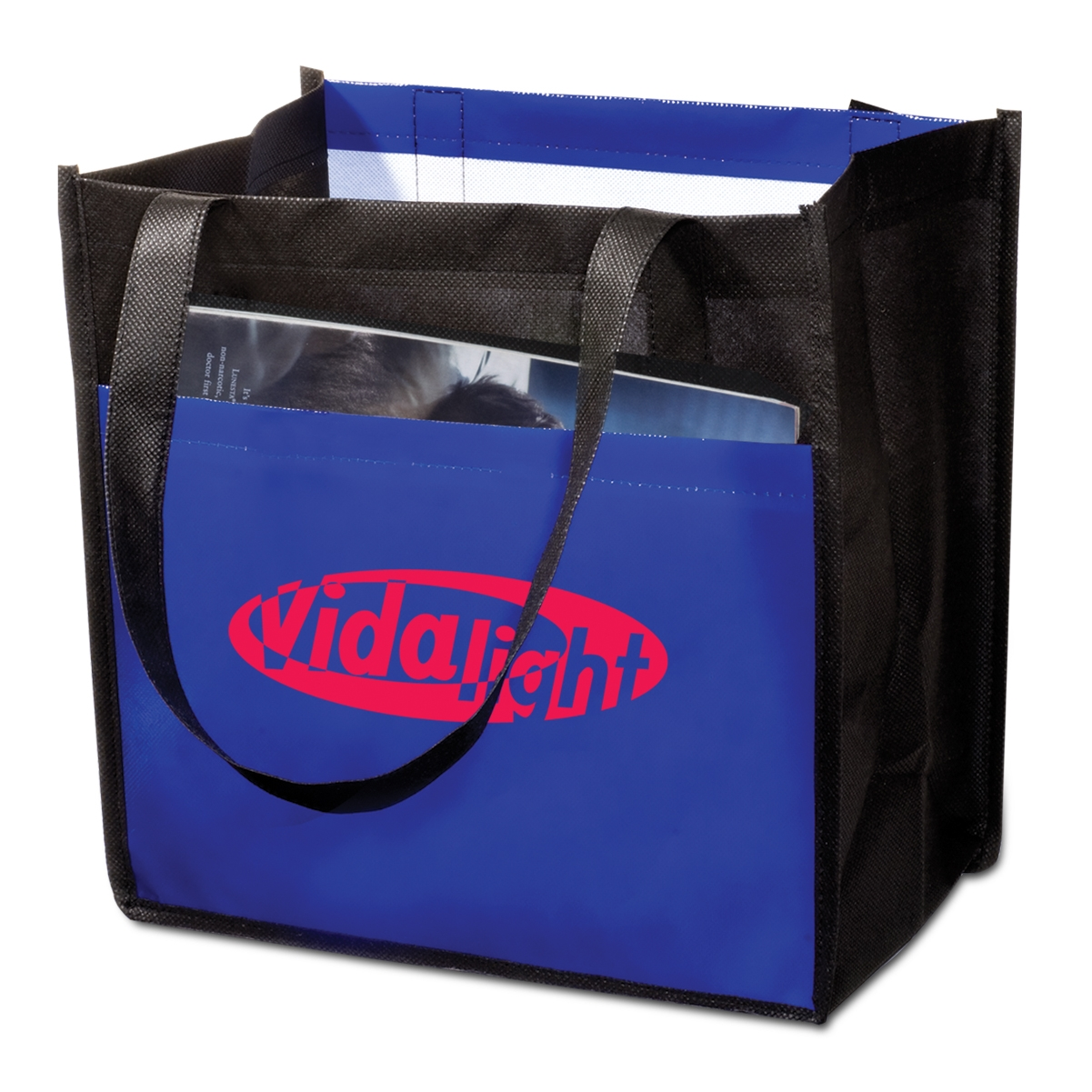 Laminated Enviro-Shopper Bag