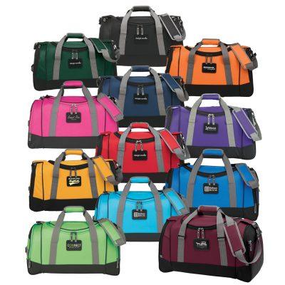 Deluxe Travel Duffel Bag
