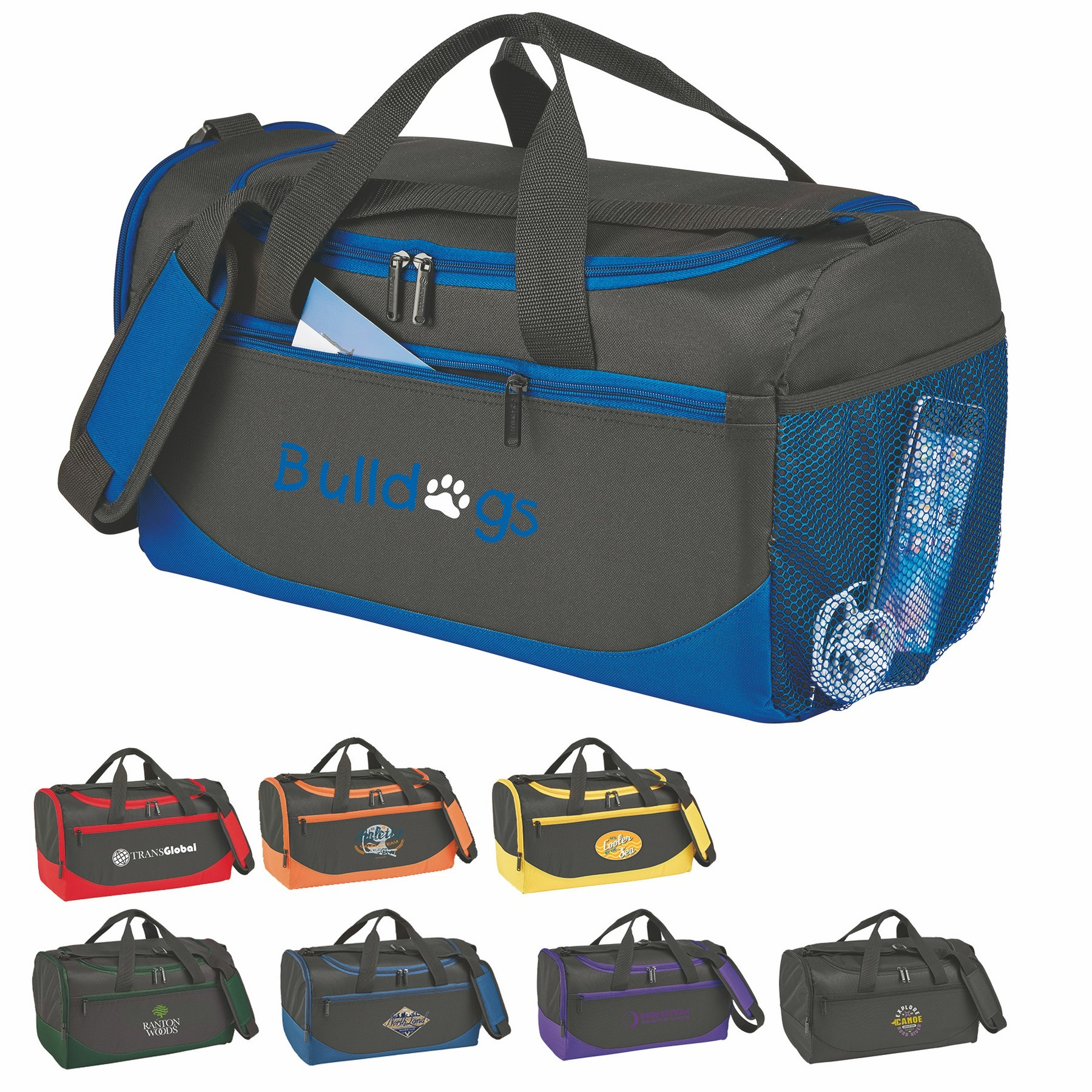 "18"" Team Sport Duffel Bag"