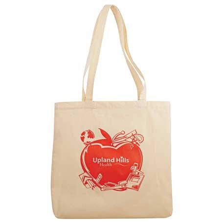 6oz Classic Cotton Canvas Meeting Tote