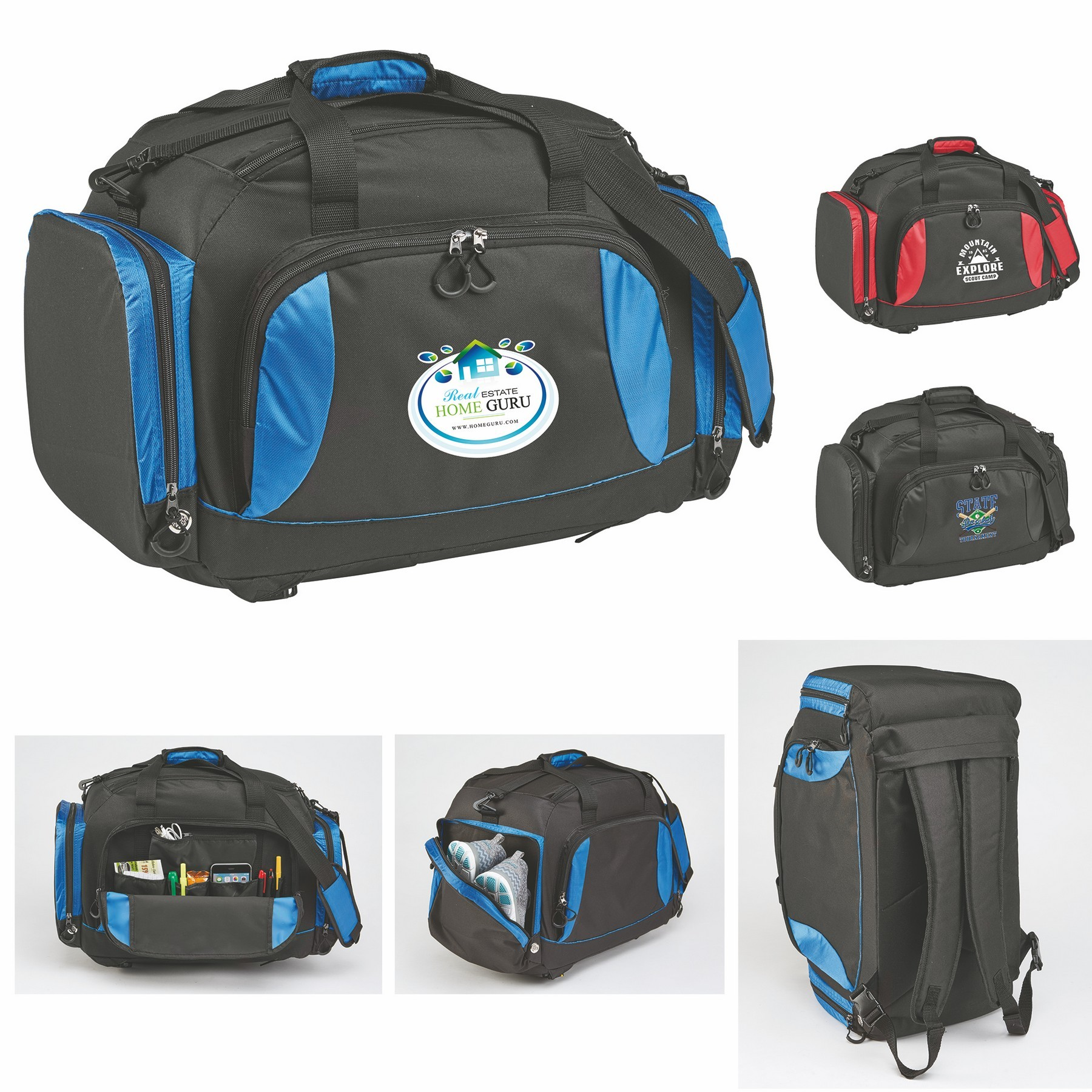 Excursion Backpack Duffel Bag