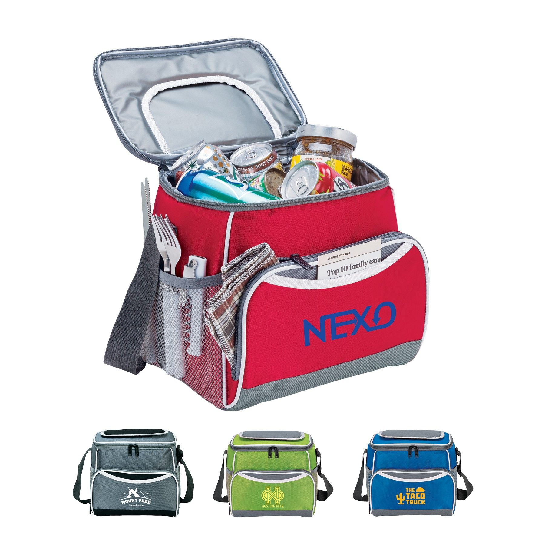 Bayview 16-Can Cooler Bag