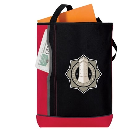 GoodValue® Vertical Pocket Tote Bag