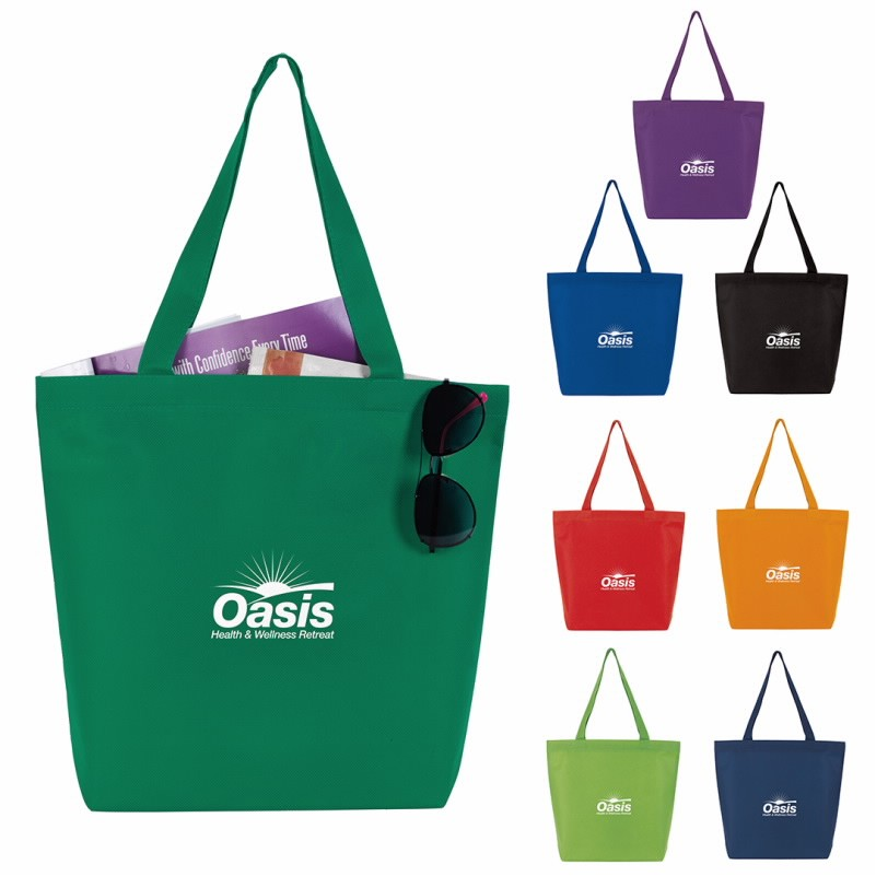 GoodValue® Non-Woven Convention Tote Bag