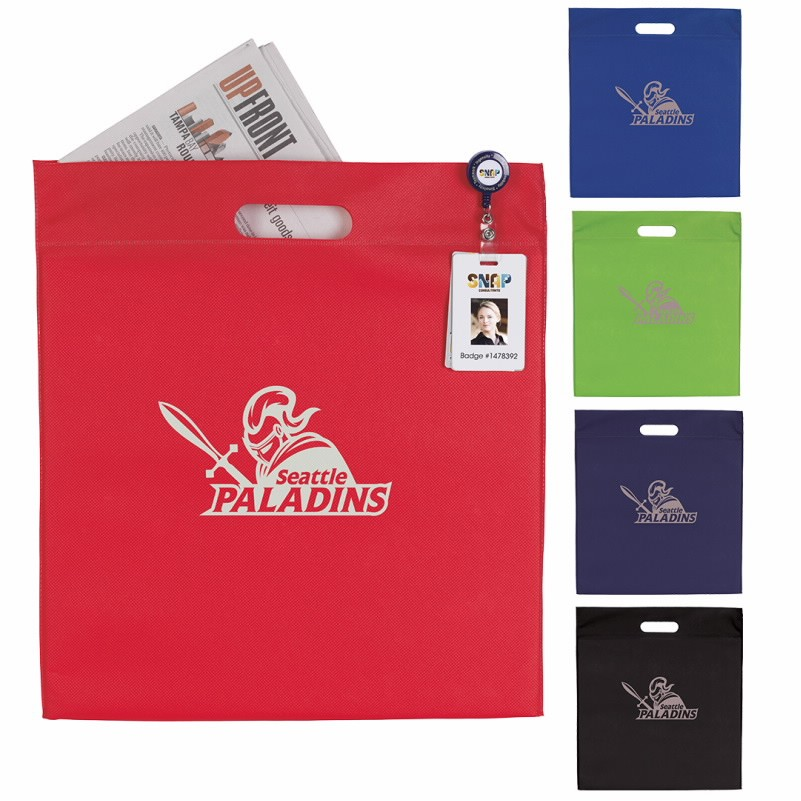 GoodValue® Non-Woven Expo Tote Bag