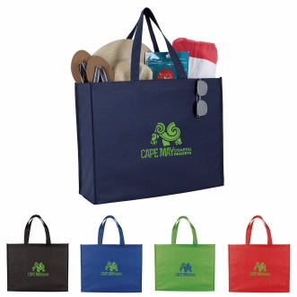 GoodValue® Non Woven Shopper Tote Bag