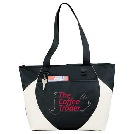 Asher Zippered Convention Tote
