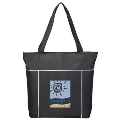 Broadway Zippered Convention Tote