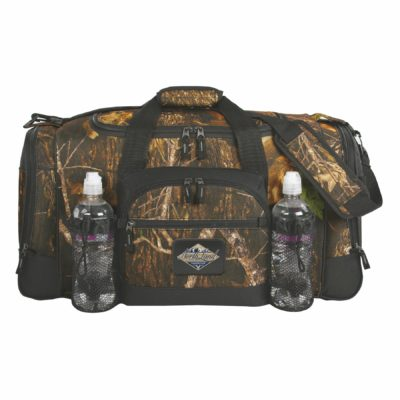 Expedition Duffel Bag (Camouflage Print)