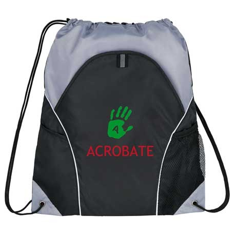 Marathon Drawstring Bag