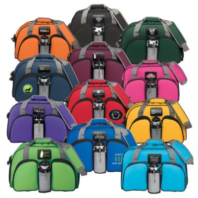 Weekender Duffel Bag (Solid Colors)