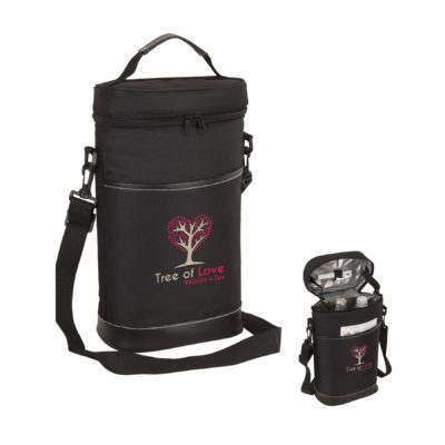Temecula Double-Bottle Wine Carrier