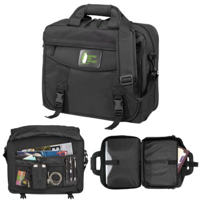 EZ-Check Computer Briefcase