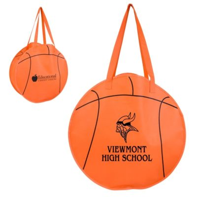 RallyTotes™ Basketball Tote Bag