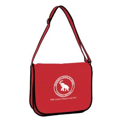 Scout Nonwoven Messenger Bag