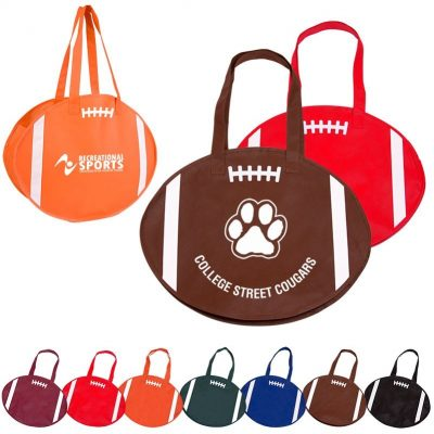 RallyTotes™ Football Tote Bag