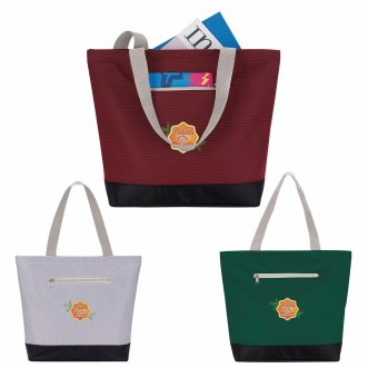 Good Value® Front Pocket Tote