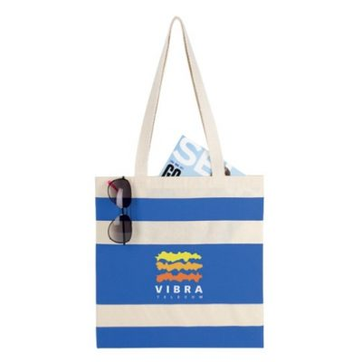 Good Value® Simply Striped Tote Bag