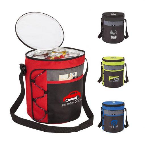 Baldwin 12-Can Barrel Cooler Bag