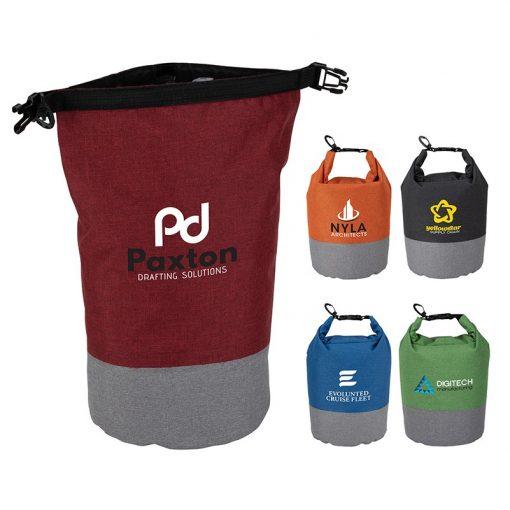 Brighton 5L Waterproof Two-Tone Dry Bag