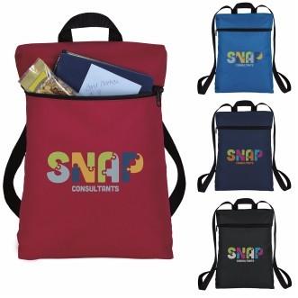Good Value® Simple Zip Backpack