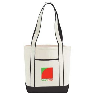Topsail 10oz Cotton Canvas Boat Tote