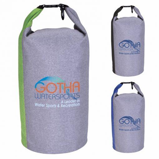 Koozie® Two-Tone 10L Dry Bag