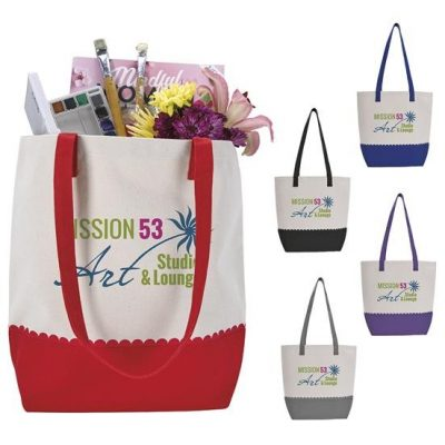 Lola Cotton Tote Bag