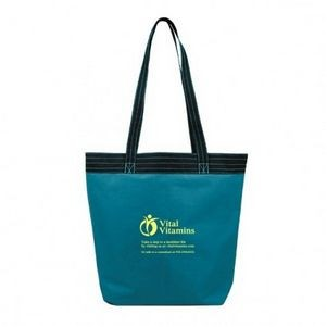 Accent Stitch Tote Bag