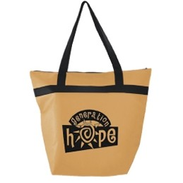 Insulated Shopper Tote Bag