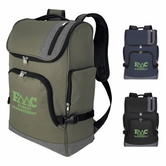 BIC Graphic® Edgewood Computer Backpack