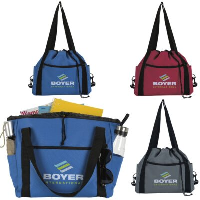 Good Value® Convertible Cinch Tote-Pack